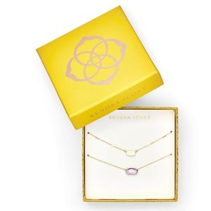 KENDRA SCOTT- FERN & EVER GIFT SET - GOLD